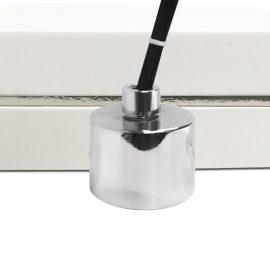 Chrome Silver Diffuser set