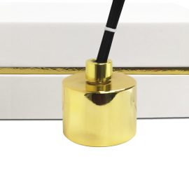 Iconic Gold Diffuser Set Luxury Candle Supplies