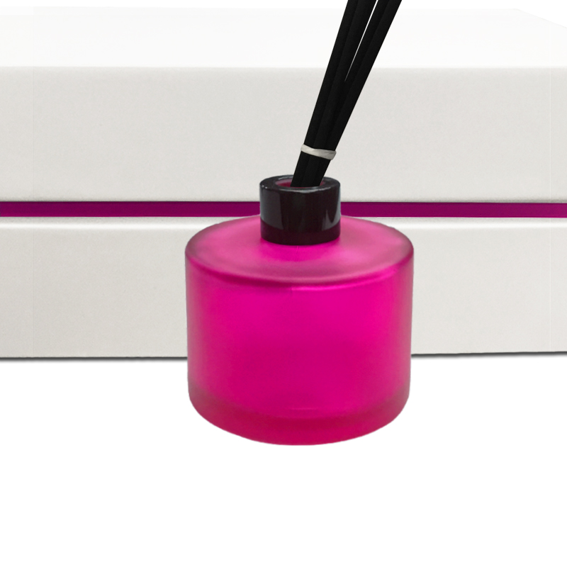 Matte Pink Diffuser Luxury Candle Supplies