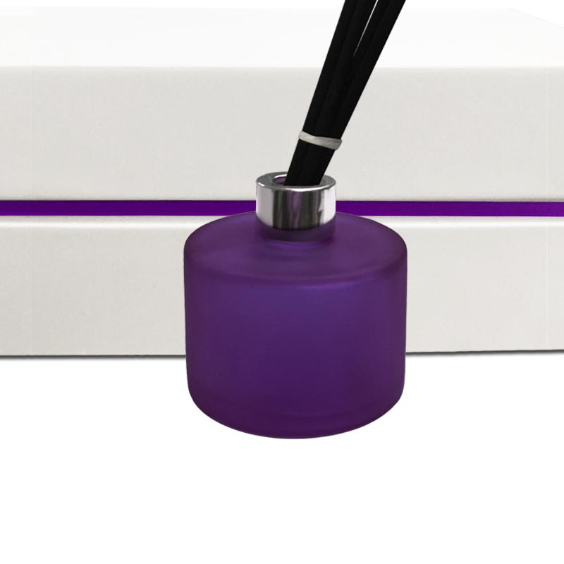 Matte Purple Diffuser Set
