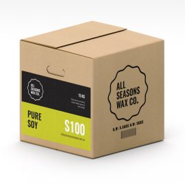 S100 Pure Soy Wax All Seasons Wax Company