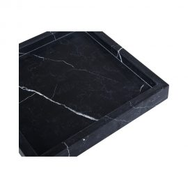 black-marble-square-tray-close