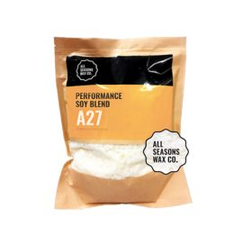 A27 Performance Soy Blend All Seasons Wax Company