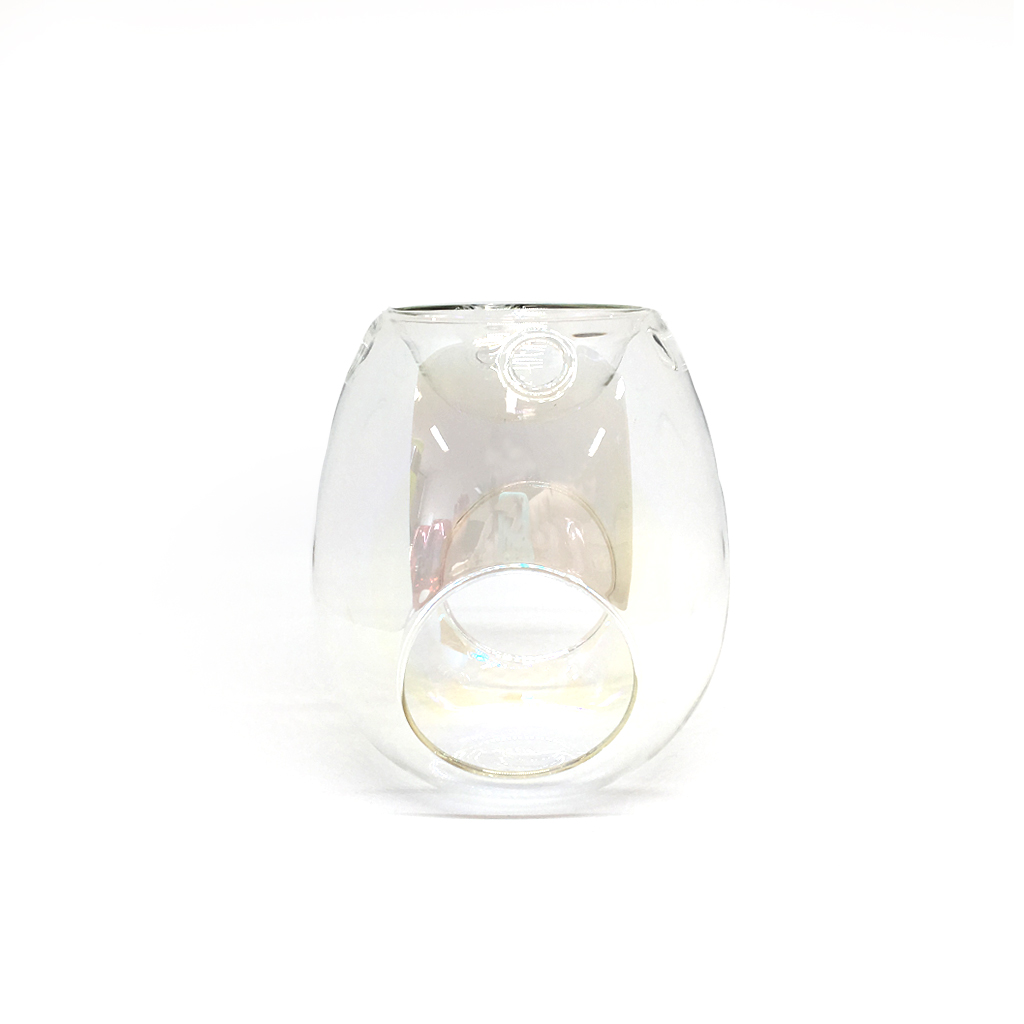 Melt Burner Pearl Clear Luxury Candle Supplies