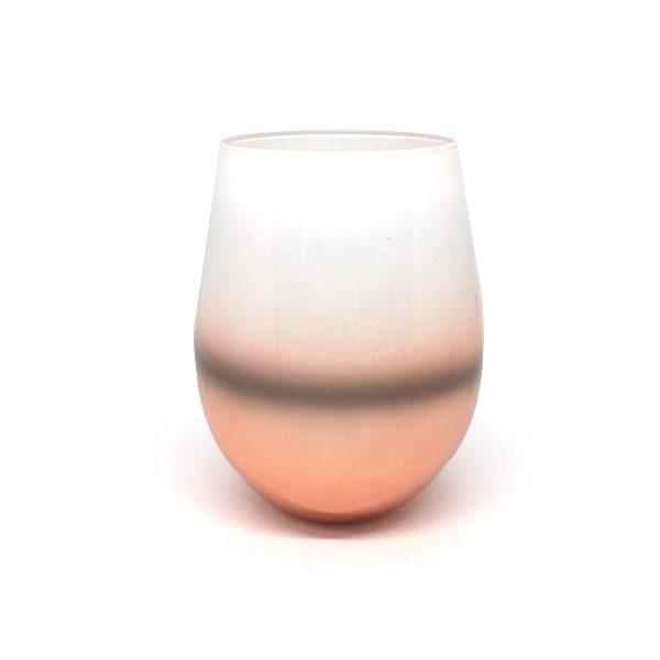 Renee Jar Deluxe White With Rose Gold Luxury Candle