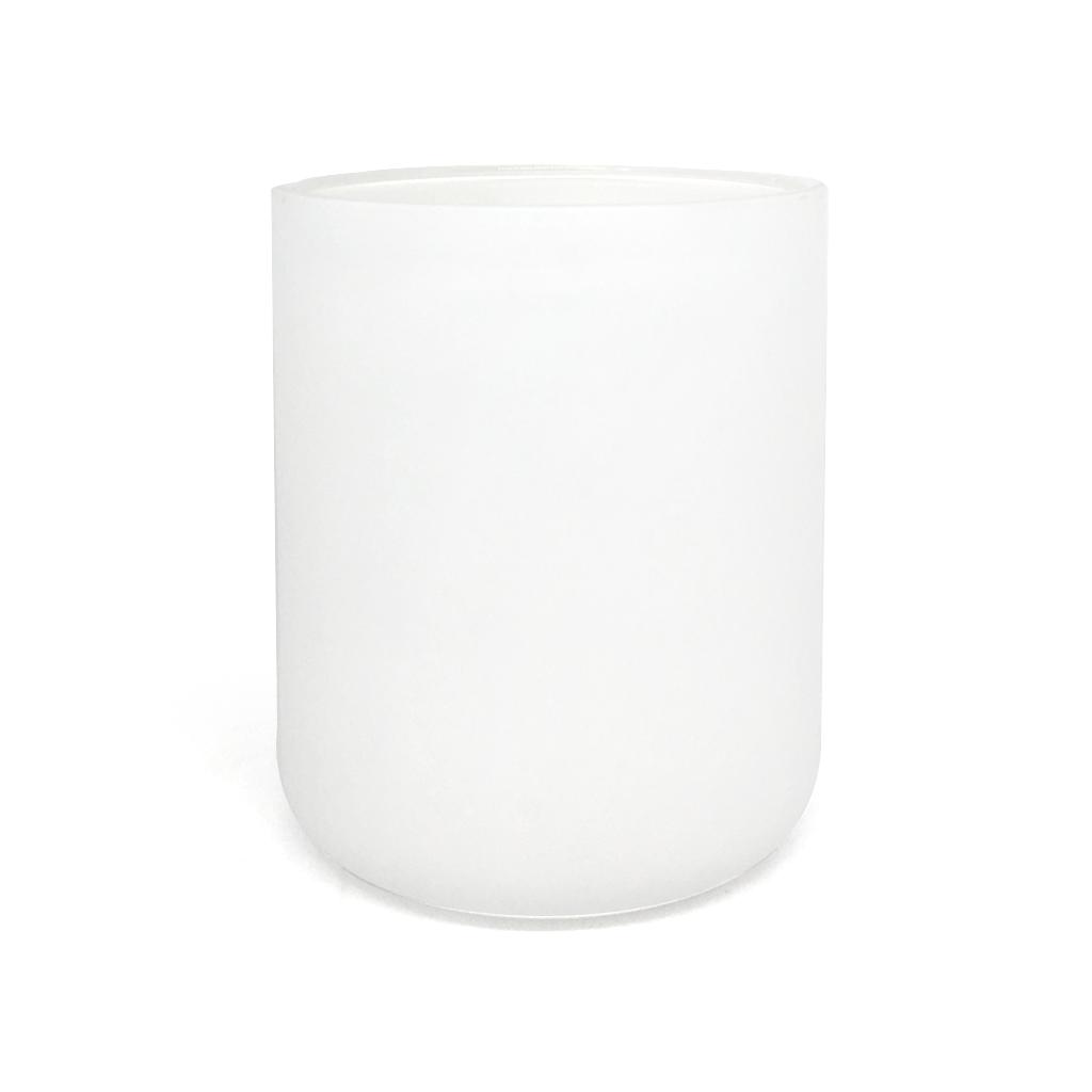 Extra Large Vogue Texas Jar - Matte White (R.23.M ...